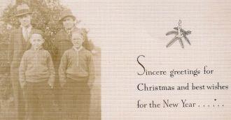 Nupp Family christmas