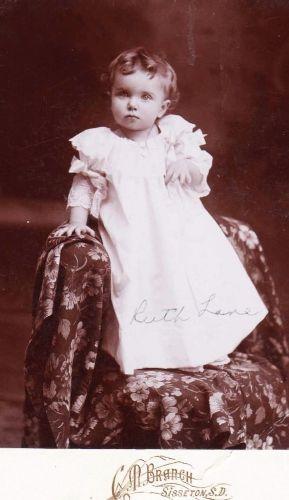 Ruth Darling Lane; Sisseton, South Dakota