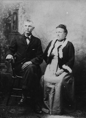 James Marcus & Martha Ann