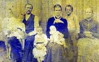 Mystery family in Hamilton Co., TN or Dade Co., GA
