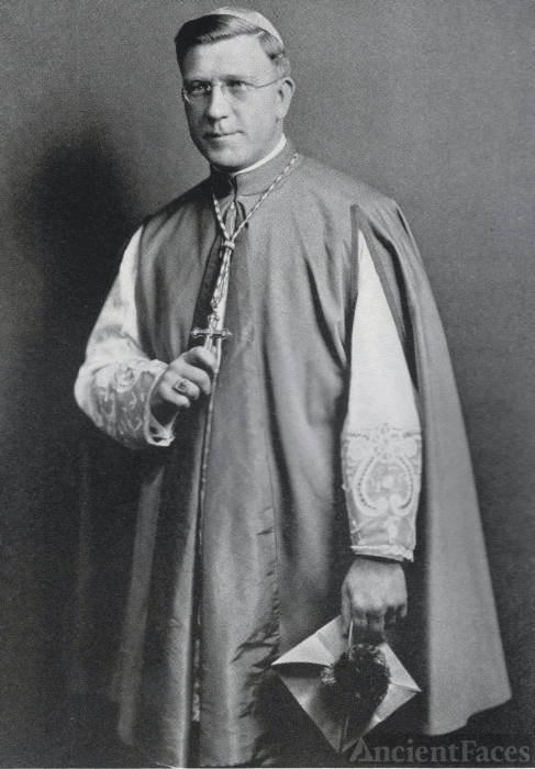 Right Reverend Joseph H. Albers, D.D.
