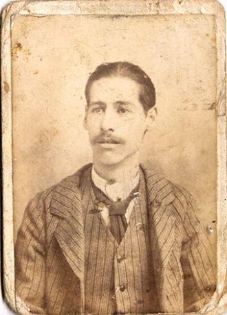 Francisco Carlos Peña 1889, Mexico