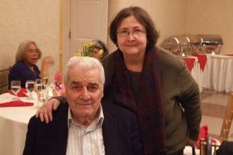 Robert Dahdah and Barbara Kahn
