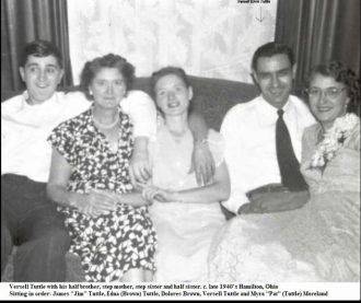 Tuttle family