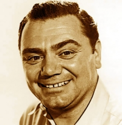 A photo of Ernest Borgnine