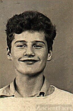 Bill Thompson high school picture
