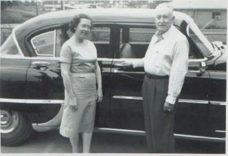 Thelma and Sam Sanders