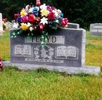 Floyd gravesite