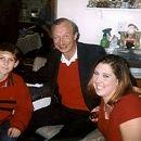 Ron & daughter & grandson