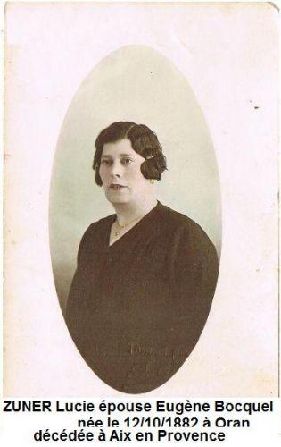 Lucie  (Zuner) Boquel