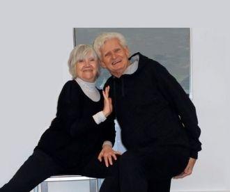 Molly Molloy and John Bate