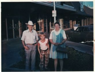 Jim Isaac Reed Jr. Family