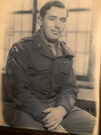 Albert Harle, WWII Veteran ❤️
