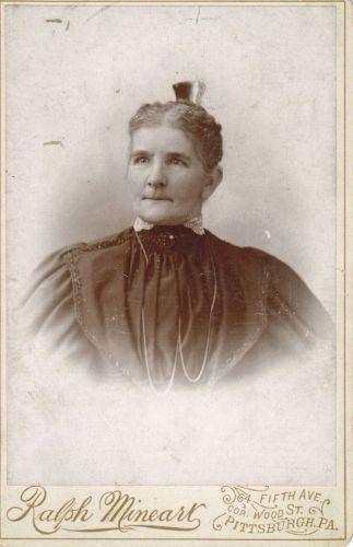 Ann Griffiths Rees b. 1841