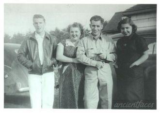 A photo of Elinor Verona (Klineline) Baker