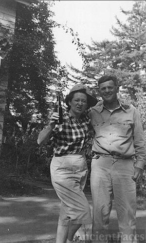 Hollis J. Kroetch & Connie Barrett