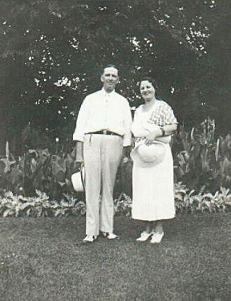 George & Barbara Webber