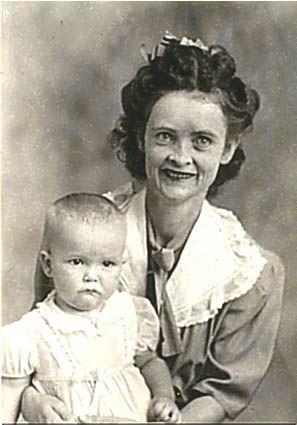 A photo of Dessie Rae (Burns) Stapleton
