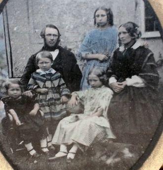 Louisa Friston family