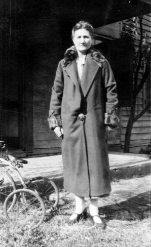 A photo of Mary Mahala Fitzwater