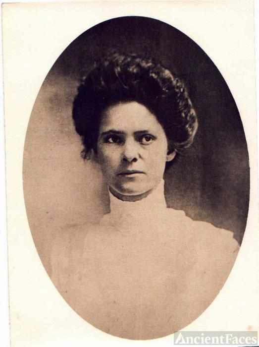 Great Grandmother Maud Robinett-Hightower