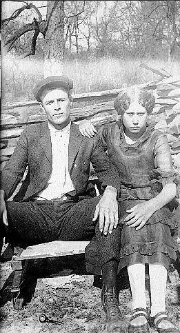 James Edward Cain & Hazel Gertrude (Price) Cain