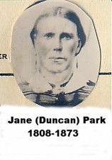 Jane (Duncan) Park