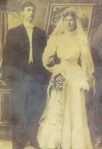 John Walker Snider & Louise F. Long