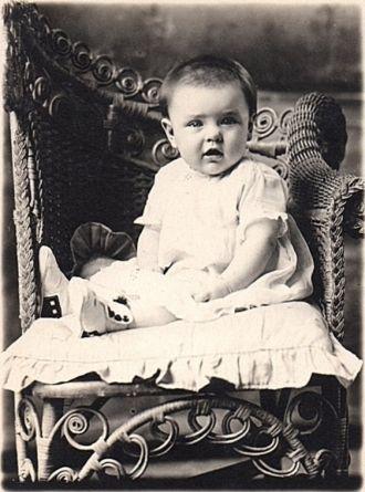 Norma Jean (Roos) Dettmer, 1927