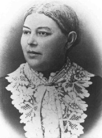 Mary Catherine Newcomer DAVIS