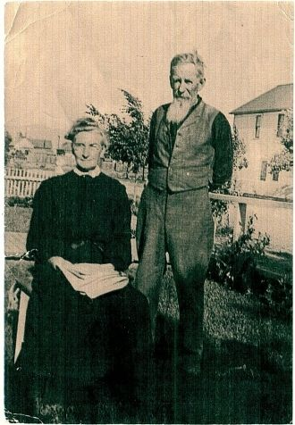 Mary Polly & James Cain