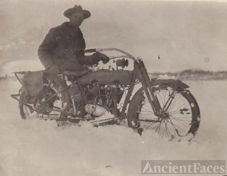 Edgar R, Allison, 1920 New Mexico