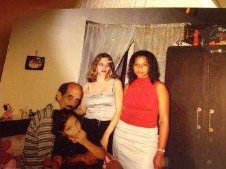 Alfredo Vivanco Gonzalez & family
