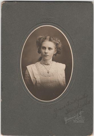 Ida Sturgess Morrell