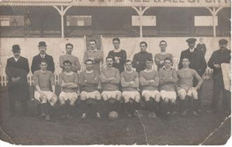 Gainsborough Trinity Football Club 1909
