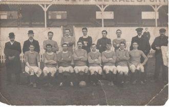 Gainsborough Trinity Football Club 1909