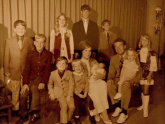 Patrick John Maxey Family