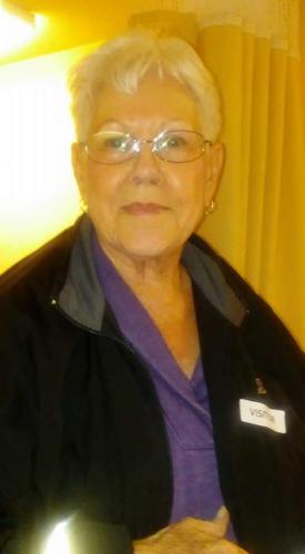 Peggy Jean McFadden