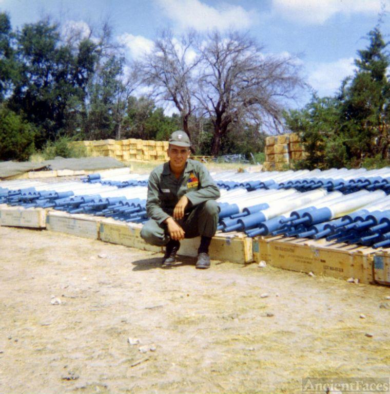 Dennis Medwick - US Army, 2