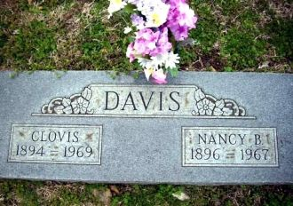 A photo of Clovis Davis