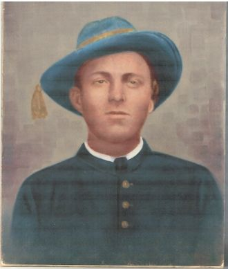 A photo of Oliver O. Welsh