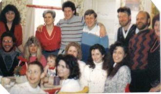 Floyd Henry Brinkman family