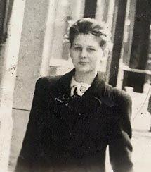 Evelyn Ruth (Pugh) Murray