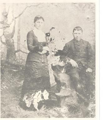A photo of Mary Elizabeth (Tool) Scobell