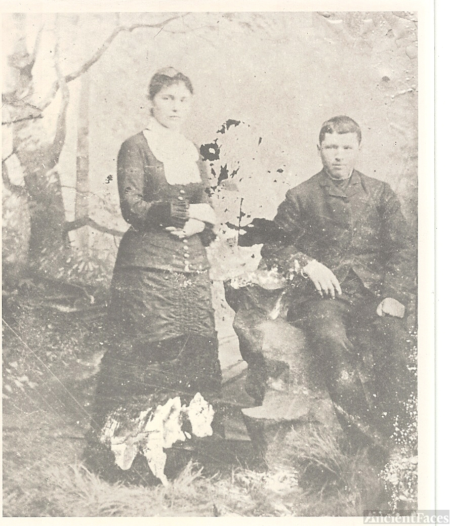 Mary and John L M Scobell