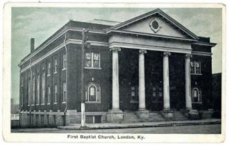 First Baptist Church London KY