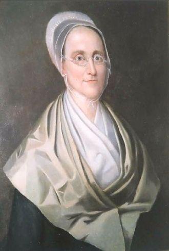 Mary Leggett  Bowne
