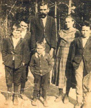 S.A.H Yates Family