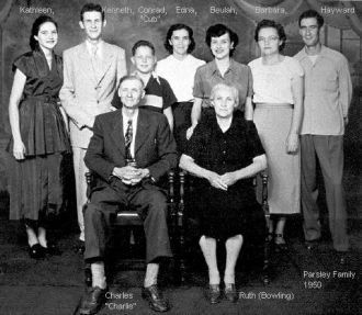 Parsley Family in London, Kentucky