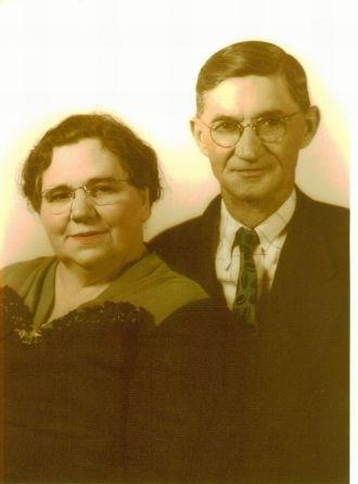 Dora Elizabeth & Orin Woodard